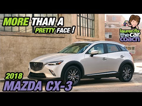 2018 Mazda CX 3 - More Than a Pretty Face