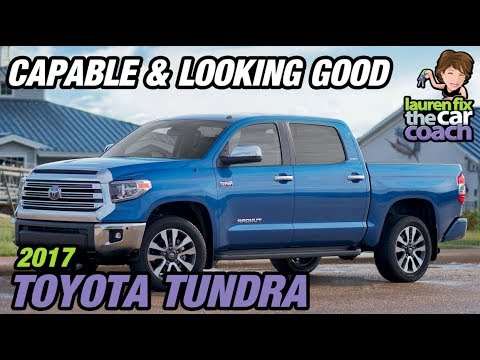 2017 Toyota Tundra - Capable & Looking Good