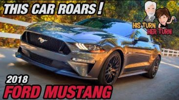 2018 Ford Mustang - This Car Roars!