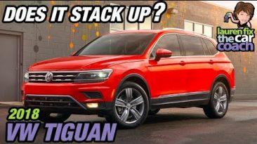 Does It Stack Up? - 2018 Volkswagen Tiguan