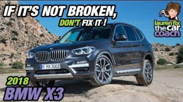 2018 BMW X3 If It's Not Broken, Don't Fix It! - 2018 BMW X3