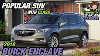Popular SUV with Class - 2018 Buick Enclave