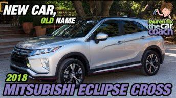 New Car, Old Name - 2018 Mitsubishi Eclipse Cross