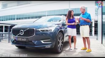 2018 Volvo XC60: His Turn - Her Turn™ Car Review