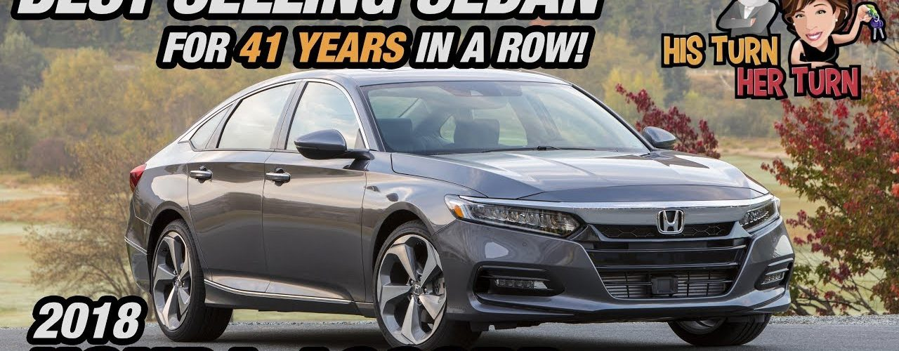 2018 Honda Accord - Best Selling Sedan - Lauren Fix, The Car Coach®