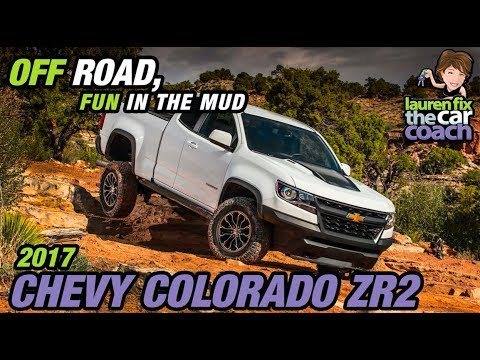 2017 Chevy Colorado ZR2 - Off Road, Fun in the Mud