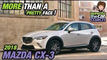 2018 Mazda CX 3 - More Than a Pretty Face