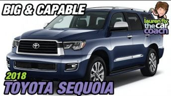 Big & Capable - 2018 Toyota Sequoia
