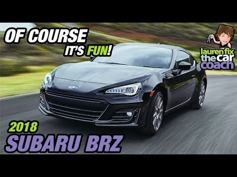 Of Course, It's Fun! - 2018 Subaru BRZ