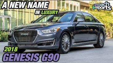 2018 Genesis G90 - A New Name in Luxury