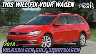 2018 Volkswagen Golf SportWagen - This Will Fix Your Wagon