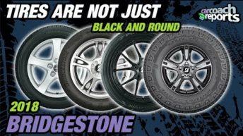 Tires are Not Just Black & Round - 2018 Bridgestone Tires