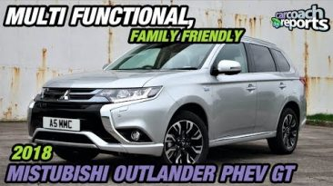 2018 Mitsubishi Outlander PHEV GT - Multi Functional, Family Friendly