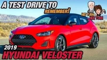 2019 Hyundai Veloster - A Test Drive to Remember!