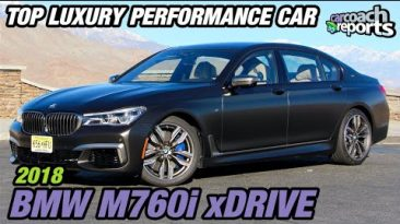 2018 BMW M760i - Top Luxury Performance Car