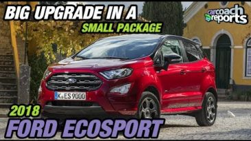 2018 Ford EcoSport - BIG Upgrade in a Small Package