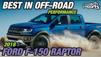 2018 Ford Raptor - Best in Off-Road Performance