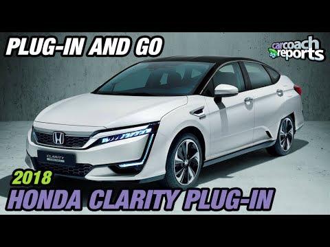 2018 Honda Clarity Plug In - Plug-In and Go!