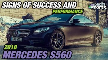 2018 Mercedes S560 - Signs of Success and Performance