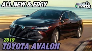 2019 Toyota Avalon - All New & Edgy