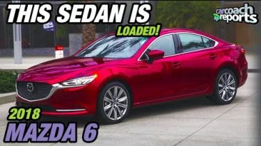 2018 Mazda 6 - This Sedan is Loaded!