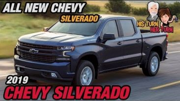 All New Chevrolet Silverado - 2019 Chevy Silverado