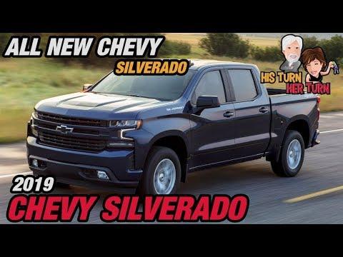 All New Chevrolet Silverado - 2019 Chevy Silverado