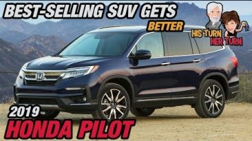 Best-Selling SUV gets BETTER - 2019 Honda Pilot