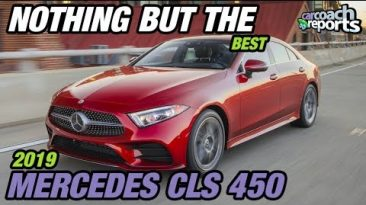 Nothing but the Best! 2019 Mercedes CLS 450