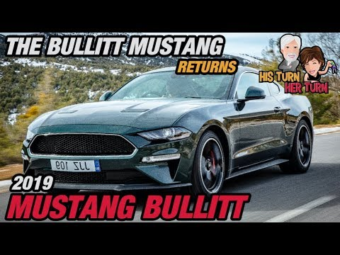 The Bullitt Mustang Returns! 2019 Mustang Bullitt Review