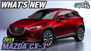 What's New? 2019 Mazda CX-3