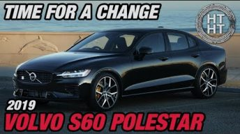 2019 Volvo S60 Polestar - Time for a Change