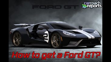 How to buy a Ford GT – Ford GT ViDoc
