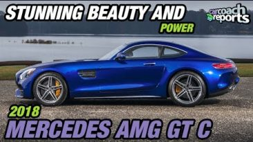 2018 Mercedes AMG GT C - Stunning Beauty & Power