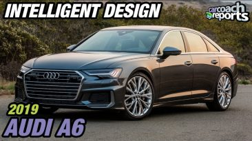 2019 Audi A6: Proof of Intelligent Design?