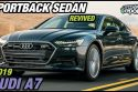 2019 Audi A7 - Reviving the Sportback Sedan