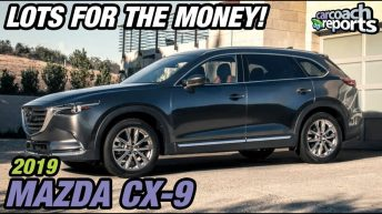 2019 Mazda CX-9 - Lots For The Money