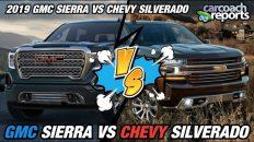 2019 GMC Sierra vs Chevy Silverado