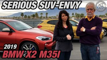 2019 BMW X2 M35i - Serious SUV-Envy