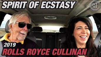 2019 Rolls Royce Cullinan - Spirit of Ecstasy