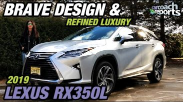 2019 Lexus RX350L - Brave Design & Refined Luxury