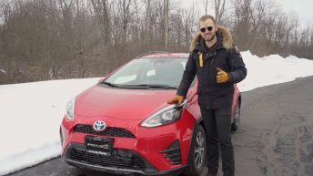 2019 Prius c Review - C is for City