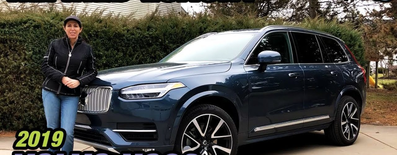 2019 Volvo XC90 Review - Luxury Everyday Crossover