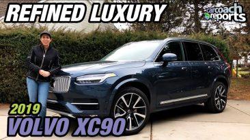 2019 Volvo XC90 Review - Luxury Everyday Crossover