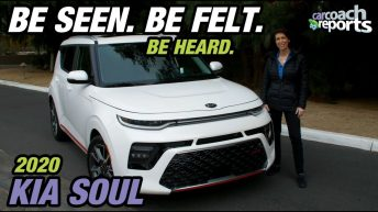 2020 Kia Soul - Be Seen. Be Felt. Be Heard.