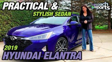 2019 Hyundai Elantra Sport - Practical & Stylish Sedan