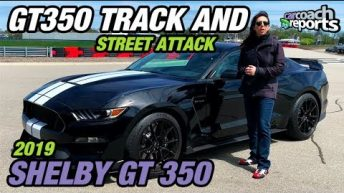 2019 Shelby GT350 - GT350 Track and Street Attack
