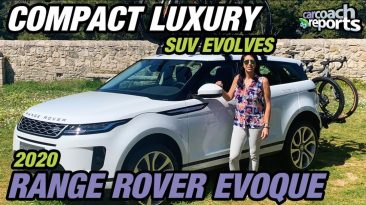 Compact Luxury SUV Evolves: 2020 Range Rover Evoque Review
