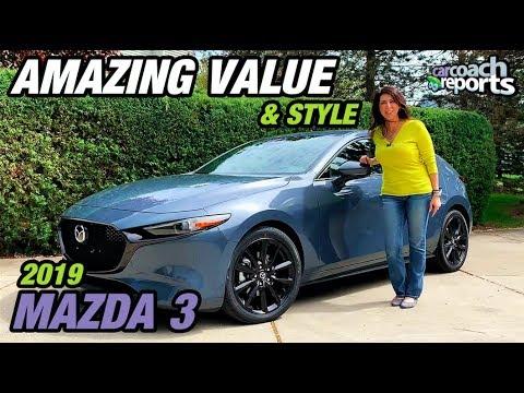 2019 Mazda 3 - Amazing Value & Style