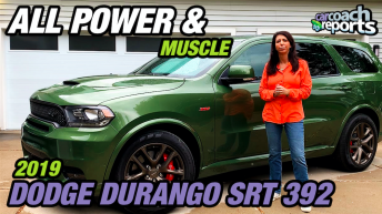 2019 Dodge Durango - All Power & Muscle